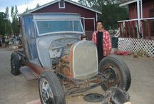 Classic Truck - 1928 Double A - 1 Ton Truck / My 2nd restoration - It used to be own by the Onyx Ranch in Onyx California - Use in Framer Historical Society - Now It is Mine - It will be for sale after restoration complete