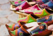 Morrocan shoes