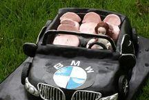 BMW CAKES
