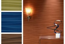 Some of Our Favorites / Unique colors and designs from Versa Wallcovering / by Versa Wallcovering