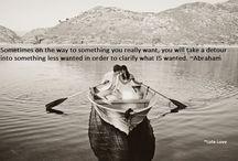 Wise & True Words