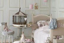 διακόσμηση δωματίου vintage