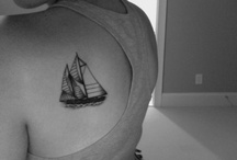 boat tattoo #3