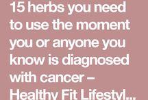 Anti cancer herbs