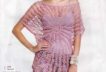 Crochet - clothes / by Lisa-Marie