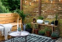 outdoor ideas / garden, outdoor decor, natur, inspiration, home.