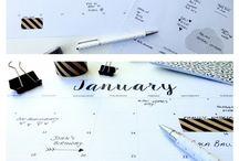 kalendarze i plenery