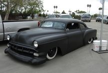 Sick and Sinister Rods and Sleds