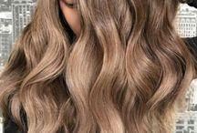 muiden hiukset