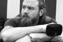 Husband Ryan Hurst.