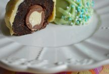 Easter recipes / Cake pops