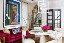 Modern Eclectic | Creative, Colorful Spaces