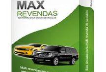 MaxHosting Multi Revendas de Veículos