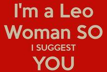 I'm Leo boss lady