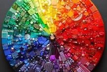 Colour Wheel Project Ideas