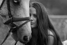 Moodboard paardenfotografie