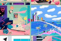 80's Graphic Design