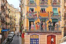 TARRAGONA, Catalonia Spain