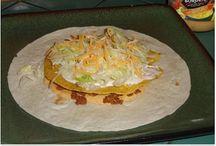 Tacos/taco things