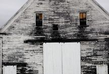 {barns & old buildings}