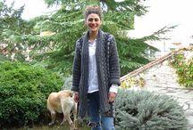 Merry Mary Stories free crochet patterns / Crochet cardigans , shawls, scarfs whatever I design!