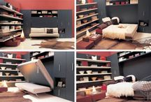 ideas for bed and barn rooms / by LAURI CHASE