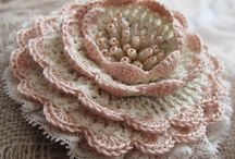 Knitting, crochet and needlework
