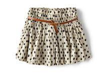 girl's skirts