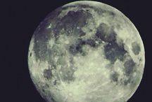 Mis fotos de la Luna ❤️ / Algunas fotos que le tomé a la Luna, Septiembre 2014.