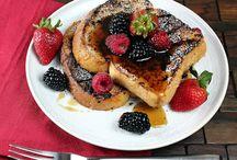 All breakfast considered / by Chris Schaefer