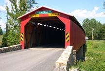 Covered Bridges  / Covered Bridges of the Hershey Harrisburg Region (Dauphin & Perry Counties).