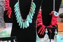 Our Secret Designs / Our latest jewelry creations - all for sale on http://oursecretdesigns.bigcartel.com/ / by Our Secret Designs