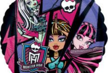 Monster High Party Ideas and Supplies / Fun Ideas for Monster High Birthday Parties