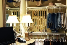 Dressing/Wardrobe Room / by Seusstastic