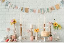 **Baby Shower** / Need a little bit of inspiration for your baby shower? Here is a few pics we found that should give you great ideas!