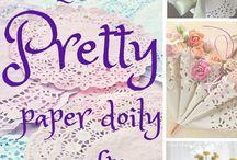 Paper doily