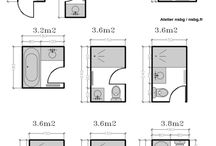 Plan-bathroom