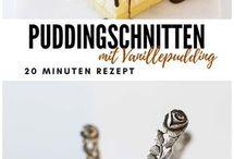Puddingschnitten
