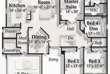 Floorplans / Property of The Tuckerman Home Group, always built to suite clients' needs around Central Ohio.