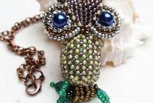 Beads תליונים / by Irit Levy