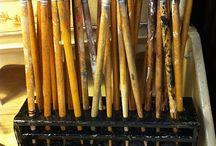 TOOLS OF ART / by Kara Davis