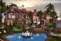 The sims 3 houses