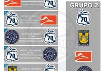 Calendarios  / Sigue a la franja en sus diferentes partidos de la Copa MX y Liga Bancomer MX