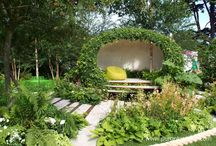 Green Roofs / Lots of ideas for creating your own green roof!