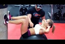 Workout Vids / by Meghan Rossiter
