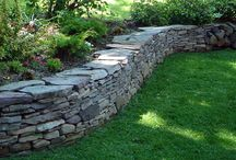 For Retaining Walls