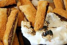 S' mores Galore / In honor of National S'more Day 2013, we created this board & got a bit pin-happy. Be pinspired! / by Soirée Solutions