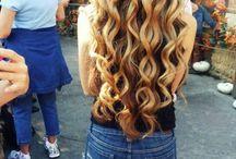 Dingen doen met lang haar