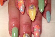 Nails / My nails and designs I love.