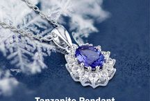 Winter Jewelry Styles & Trends / Explore the wonderful Toptanzanite 2017 Winter Jewelry collection. Celebrate this year's festive season in timeless style with our new hot arrivals.